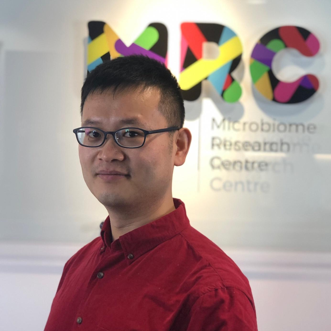 Dr Fan Zhang