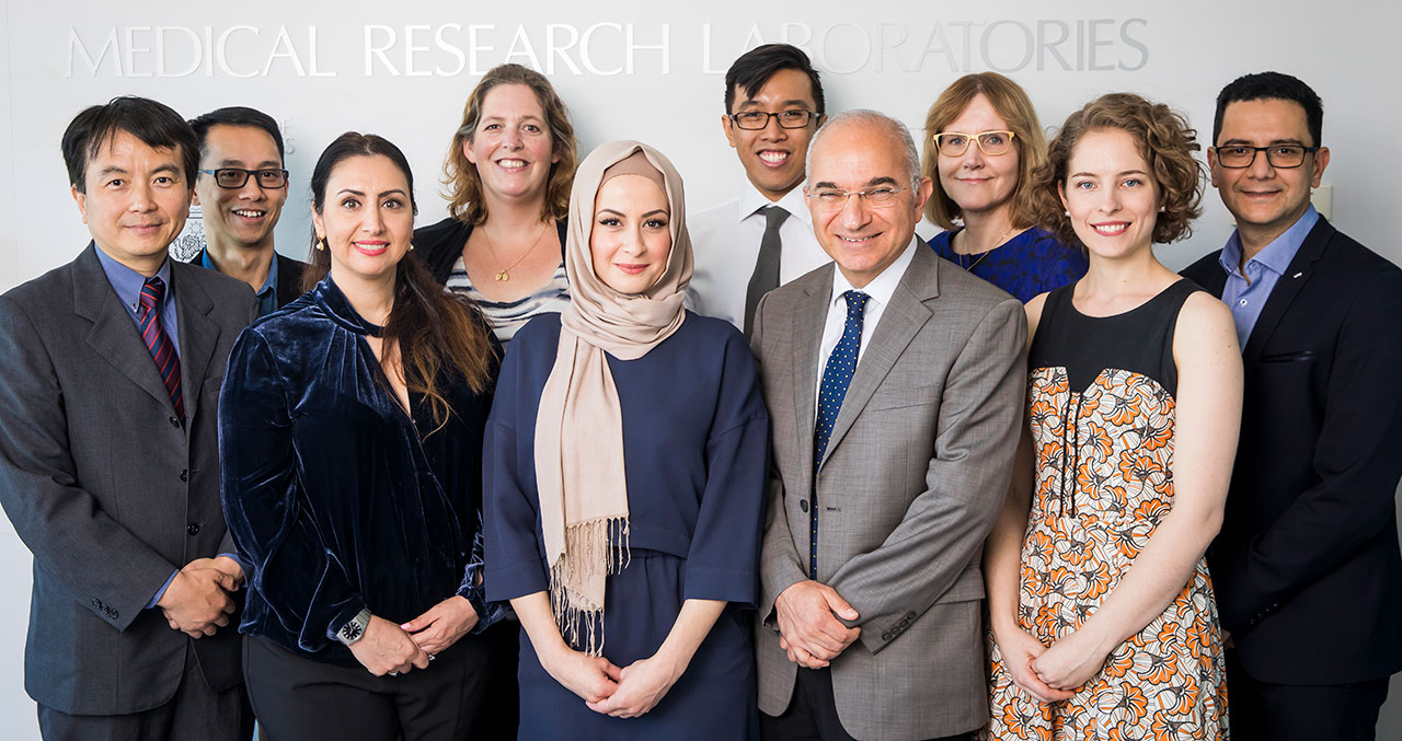 Multidisciplinary expertise dedicated to discovery