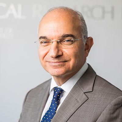Professor Emad El-Omar